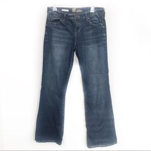 Kut from the Kloth Jackie bootcut Jeans